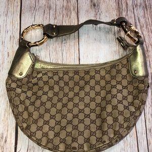 Gucci Handbag In Fair Condition. Authentic